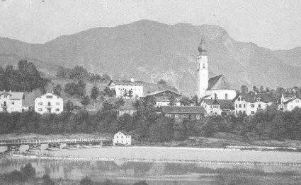 historische Ansicht von Breitenbach